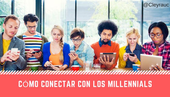 Cómo conectan las bibliotecas con los millennials